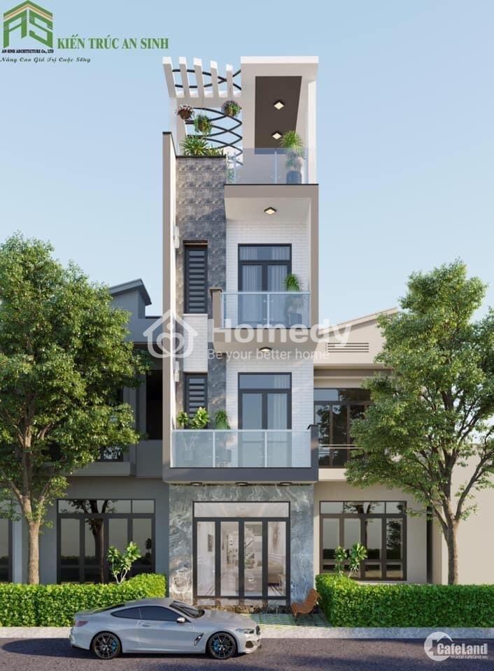 bán nhà mới xây đầu năm, đang cho thuê 20 triệu/tháng, diện tích 158m2, giá 2ty3