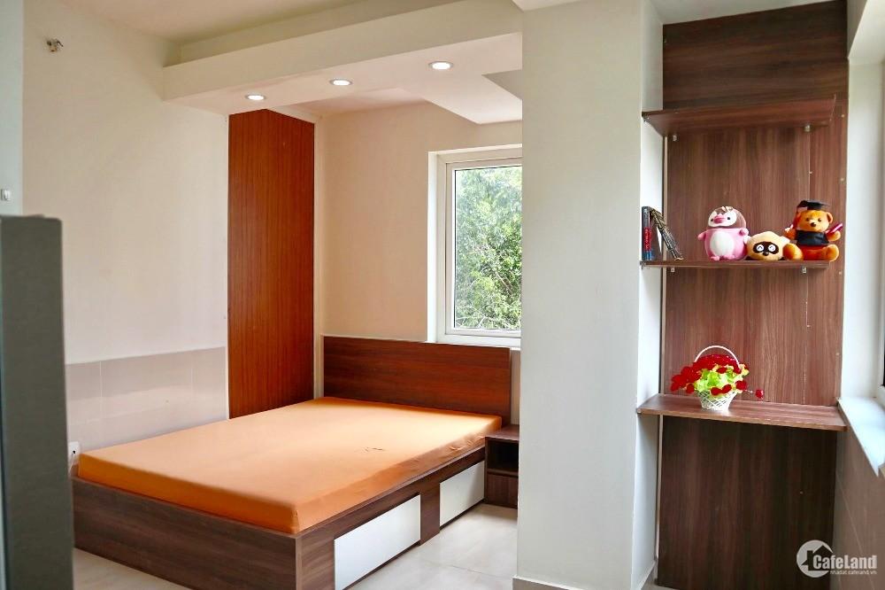 Căn hộ full nội thất trung tâm giá từ 5.5tr quận 10