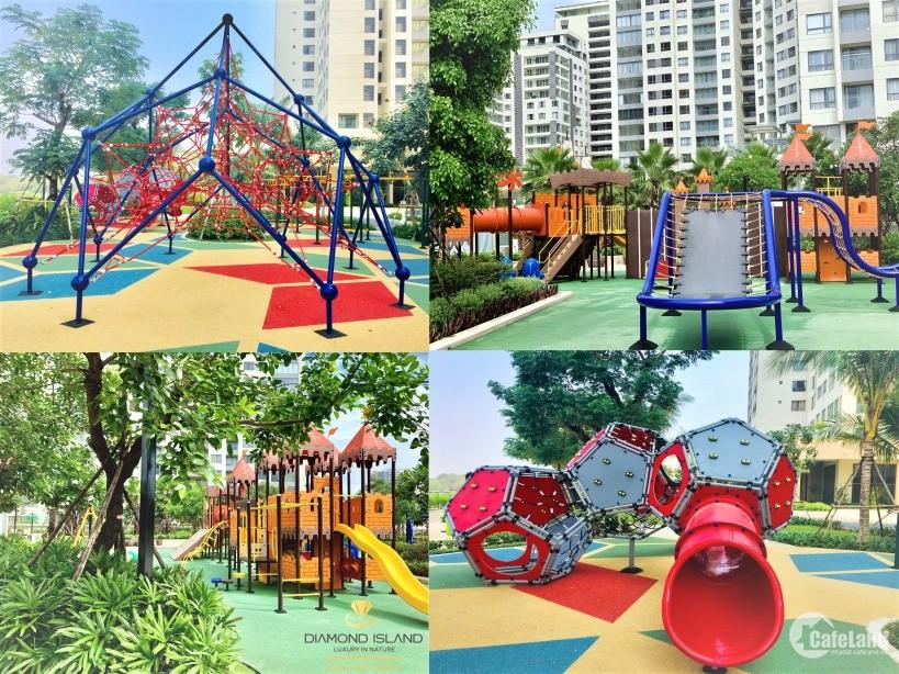 Cho thuê căn hộ Đảo Kim Cương Quận 2, nội thất cao cấp, tiện ích resort