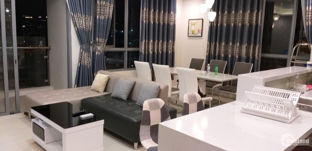 Đảo Kim Cương cho thuê 2PN view 2 góc đẹp xuất sắc, 26 triệu, full nội thất.
