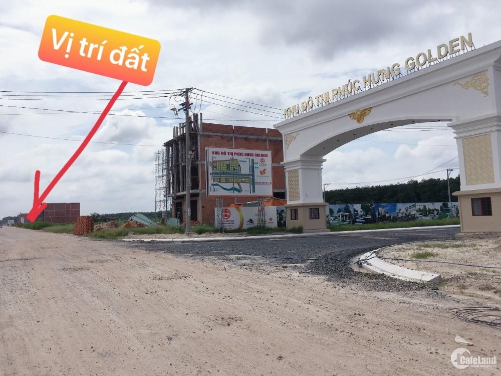 Bán Đất mặt tiền Nhựa Khu Đô Thị Phúc Hưng Golden 250m2 - Ngay Công Viên