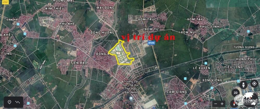 Chính chủ cần chuyển nhượng nhanh một số lô đất tại Phường Đồng Kỵ, Từ Sơn