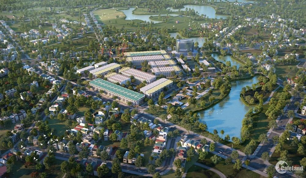 Bán đất trung tâm thị trấn Bích Động. Gía chỉ từ 1,3 tỷ/ lô