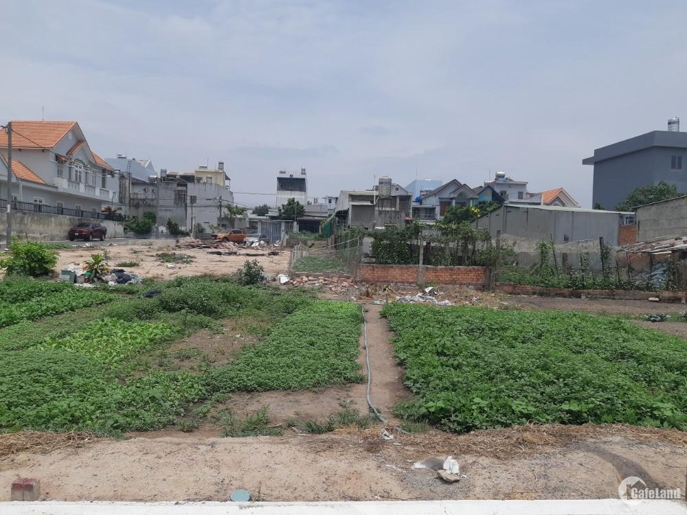 Bán đất Cù Lao, đối diện TH Hiệp Hòa, thổ cư 100%, sổ riêng