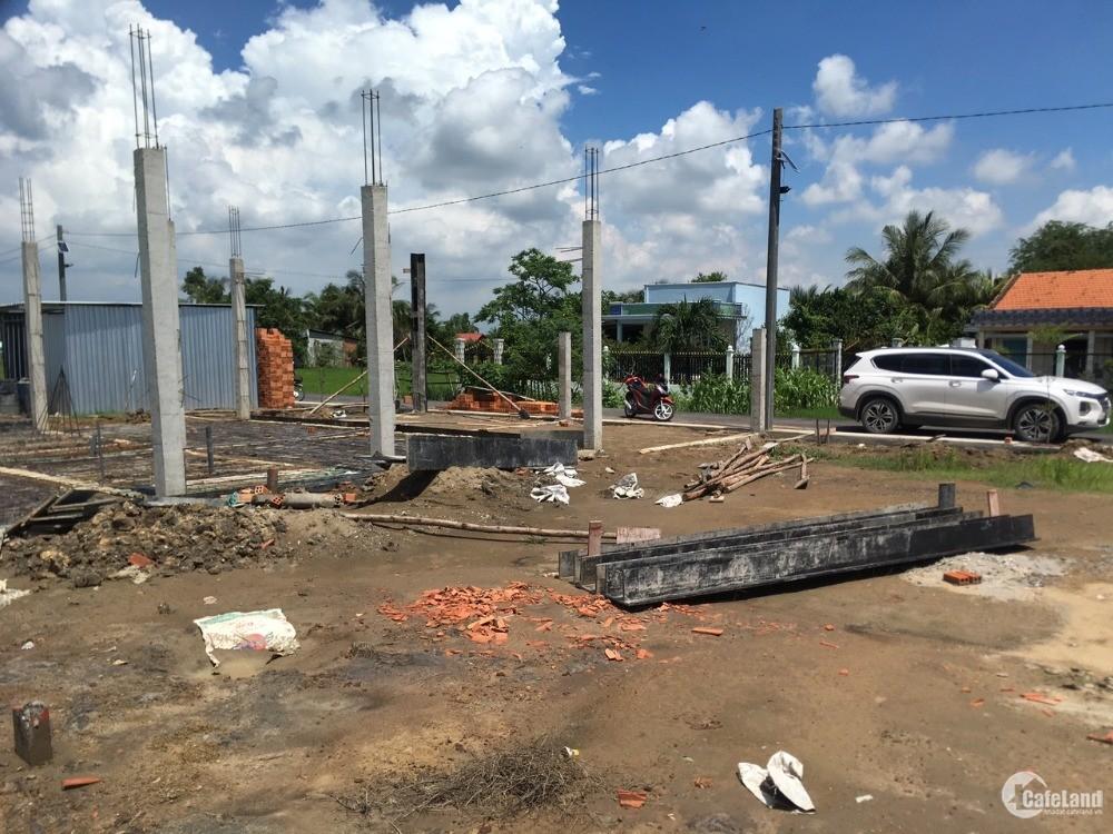 Bán đất ngay chợ Cần Đước chỉ 7.5tr/m2