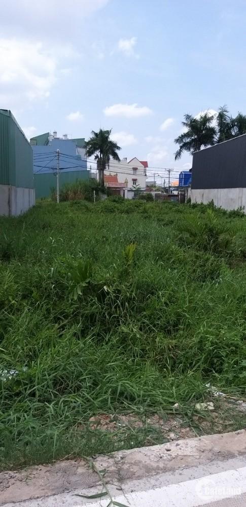 Bán 192,7m2 đất thổ cư ngay chợ Tân Lập, đối diện KCN Nam Đồng Phú Sổ hồng riêng