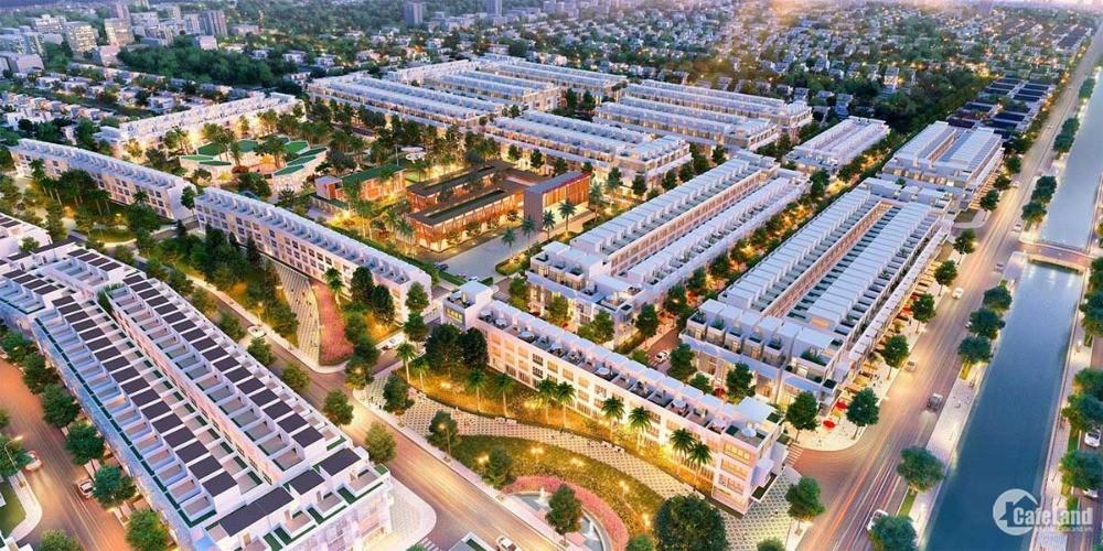 8suất nội bộ dự án hamiton garden đức hòa,  giá 739 triệu, ngay UBND Mỹ Hạnh Bắc