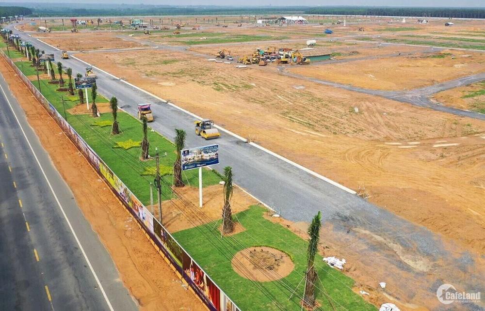 Cơ hội đầu tư siêu lợi nhuận với Dự Án đối diện sân bay Long Thành, giá GĐ1 18tr
