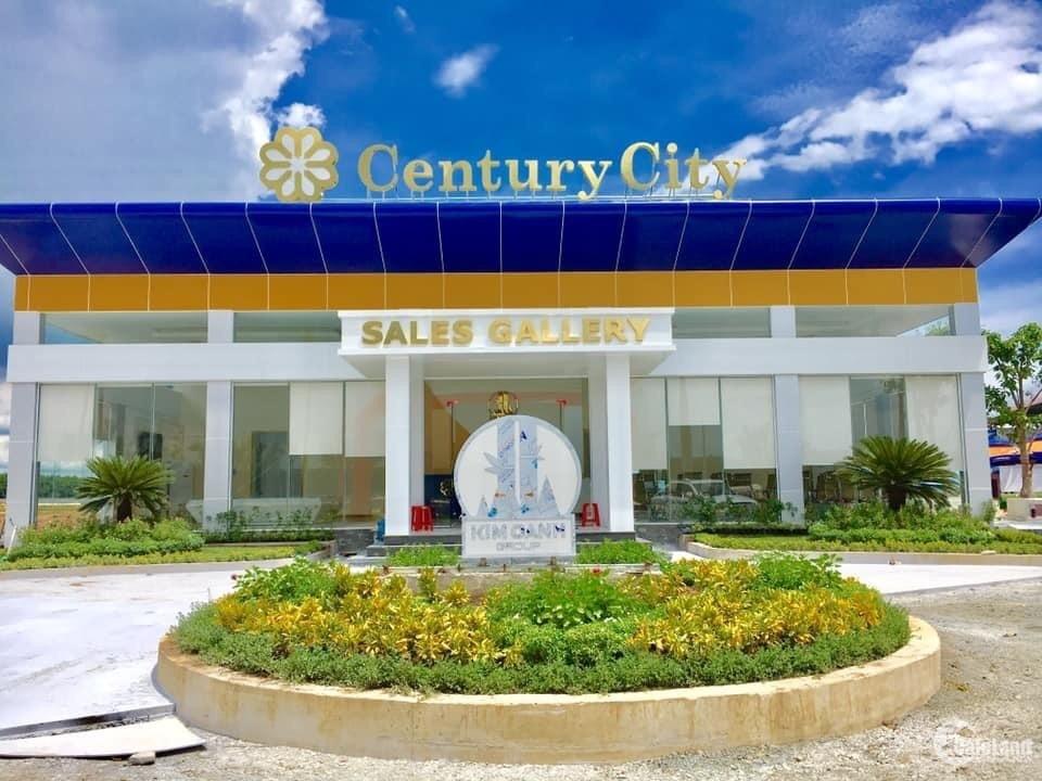 Century City - 1 Lô 1 Cây Vàng, Sản Phẩm Chính Chủ 10 Lô View Công Viên