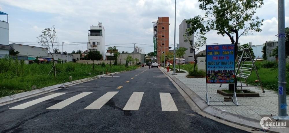Bán đất nền Biệt thự Đường Hà Huy Giáp, Quận 12