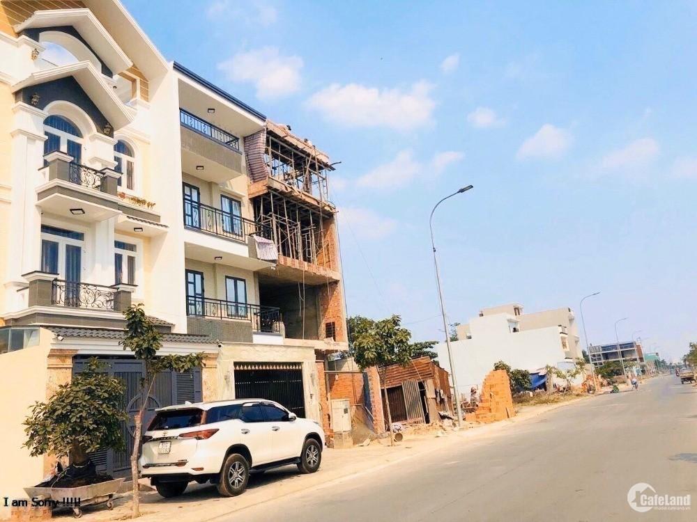 Cần bán nền gần GÓC và Góc đối diện cổng KCN Tiểu Pou Yuen SHR