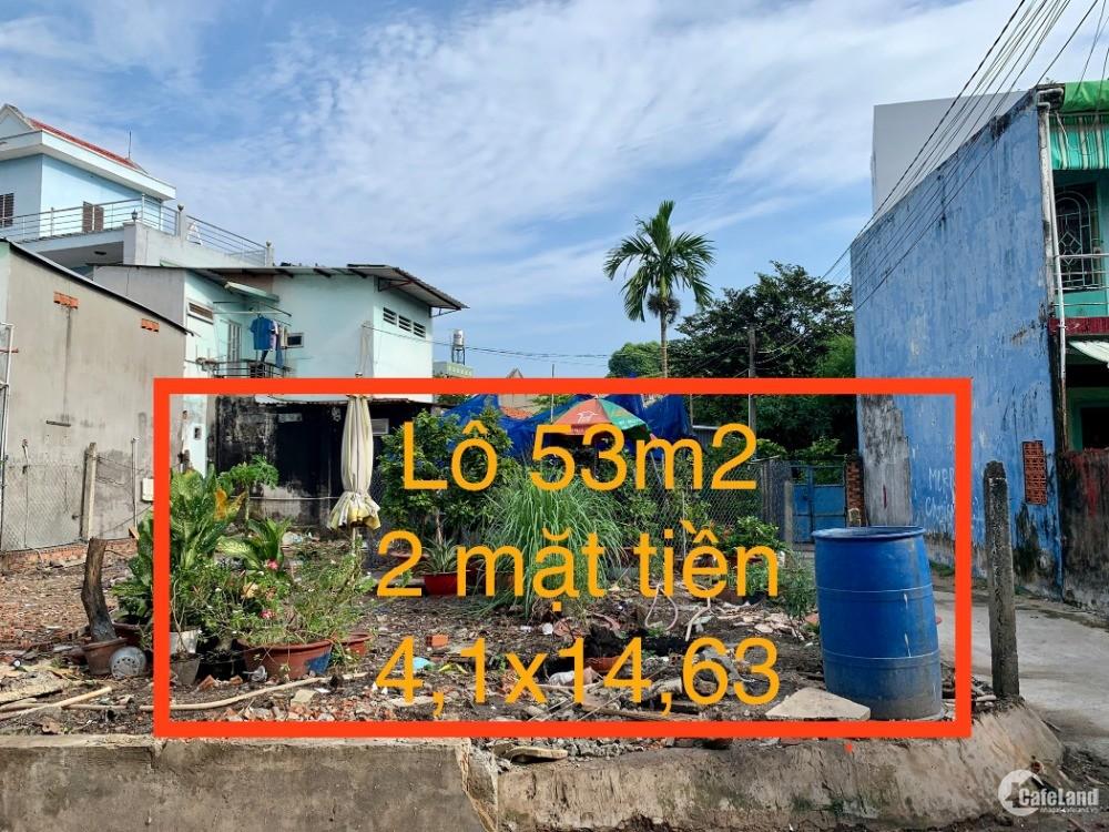 Đất Quận Thủ Đức 53m² |Ngã tư Gò Dưa - Cc Navita |Dự án b52 TAM BÌNH