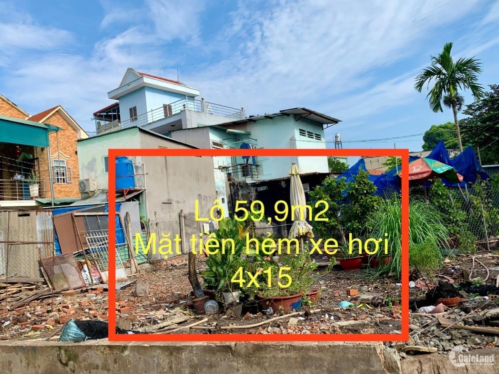 Đất dự án b52 Tam Bình 60m² |Đất Thủ Đức Giá Tốt