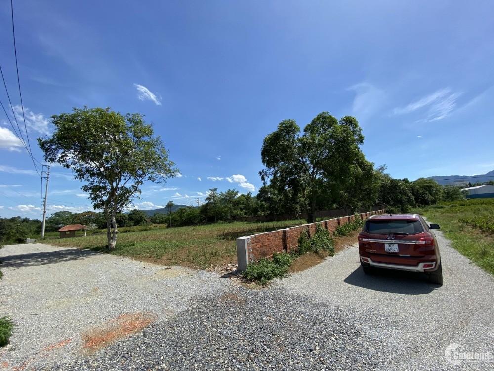 Đợt đầu mở bán khu đất nền phân lô tại đường Nông Lâm, hồ Vai Réo - Phú Cát- Hòa