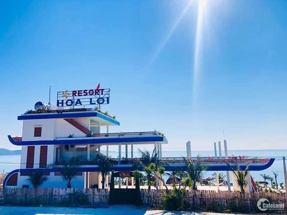Đất biển Từ Nham ngay Resort  Hòa Lợi giá tốt nhất thị trường
