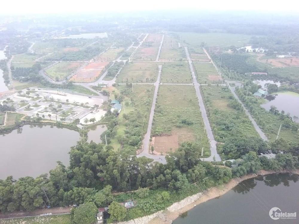 bán lô đất Hà Nội sổ đỏ chính chủ,vỉa hè 5m đường 10m