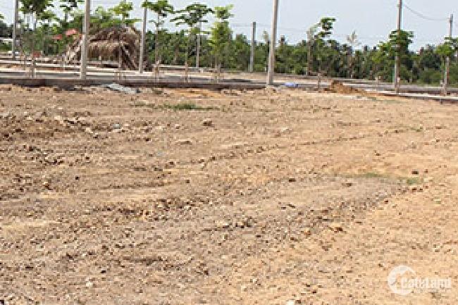 Đất đẹp vuông vức - Cảng Phước Đông -1000m-490 triệu- 0933644449