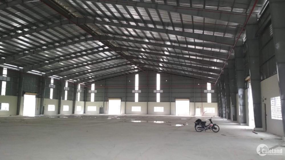 Cần cho thuê kho xưởng mặt tiền Nguyễn Ảnh Thủ gần Tô Ký, Quận 12, DT 2.900m2