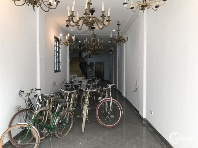 Cho thuê nhà 7 tầng x 90, Mặt phố quang trung - hà đông.