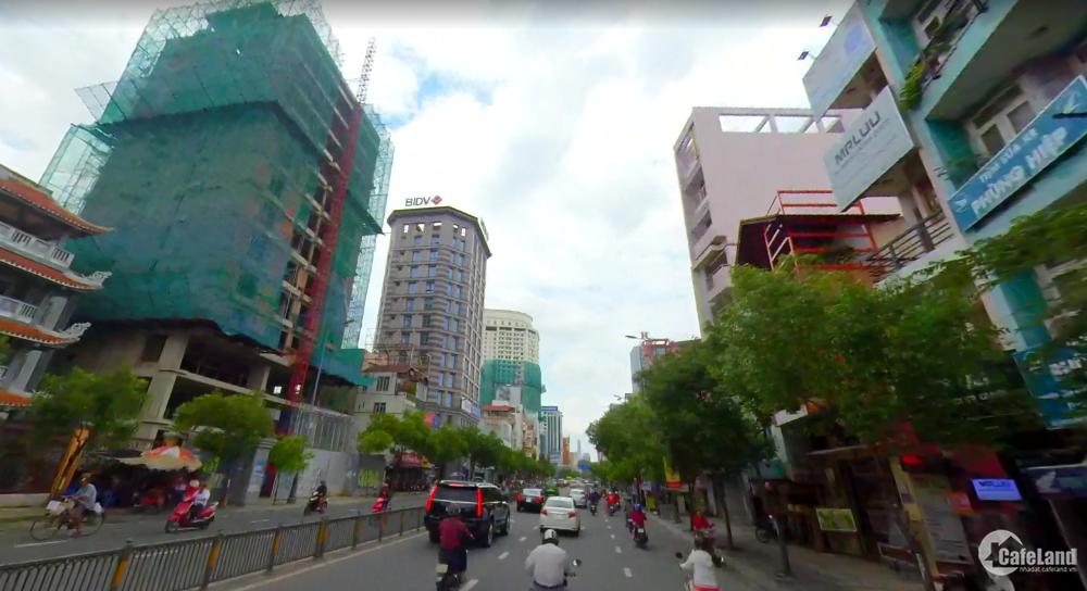 Cho thuê Nhà phố Mặt tiền Nam Kỳ Khởi Nghĩa, Phường Nguyễn Thái Bình, Quận 1,