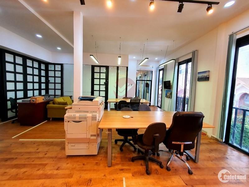 Văn phòng cho thuê quận 3 150m2 full nội thất giá rẻ nhất quận 3
