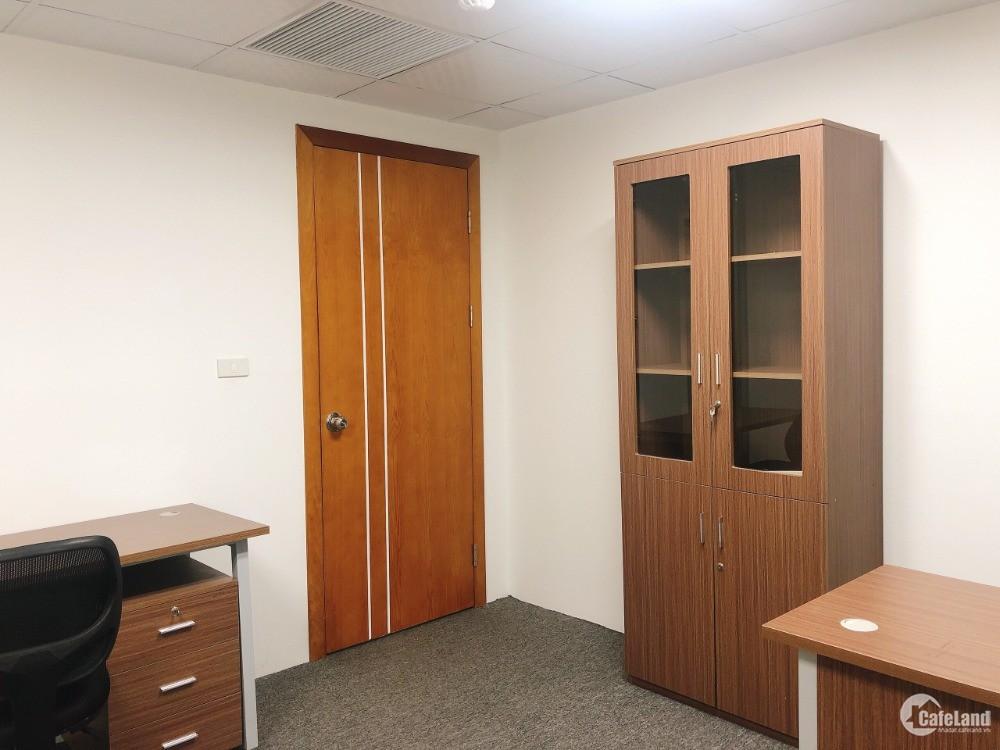 Cho thuê văn phòng chia sẻ tại quận Nam Từ Liêm giá chỉ 1 triệu đồng/tháng