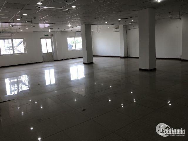 Tòa nhà văn phòng cho thuê mặt tiền đường Trường Chinh,Q.12