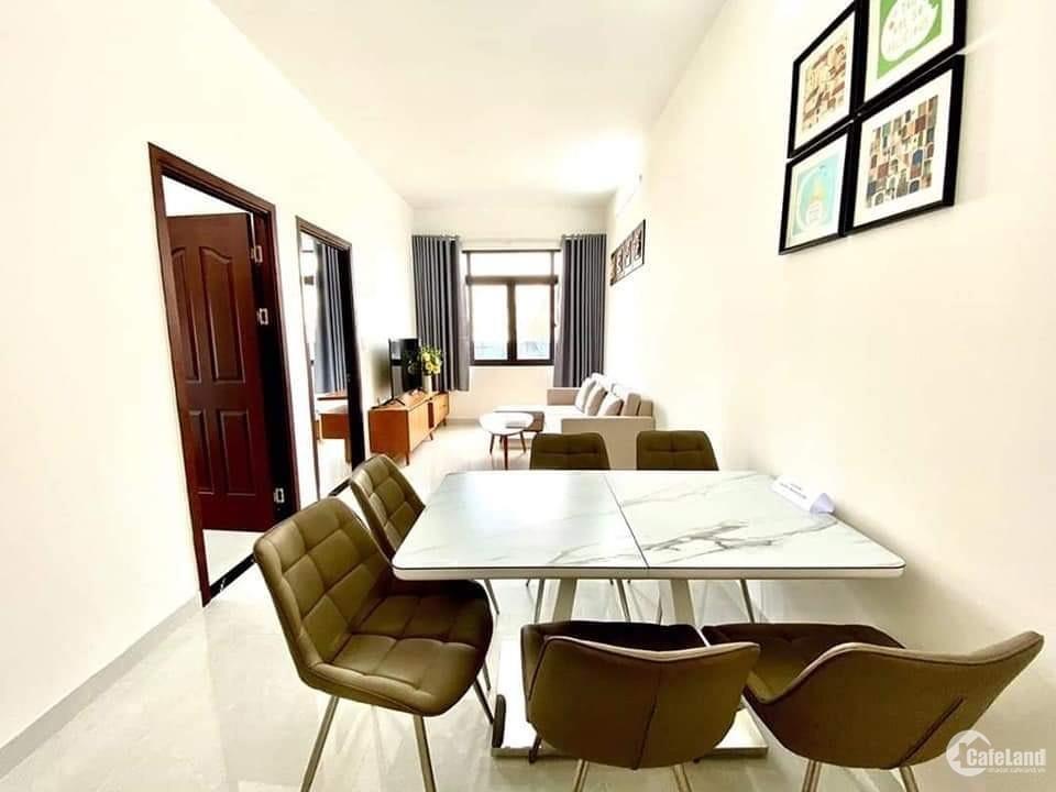 Căn hộ chung cư 2PN - Thiết kế Âu Châu - Bật nhất Cần Thơ