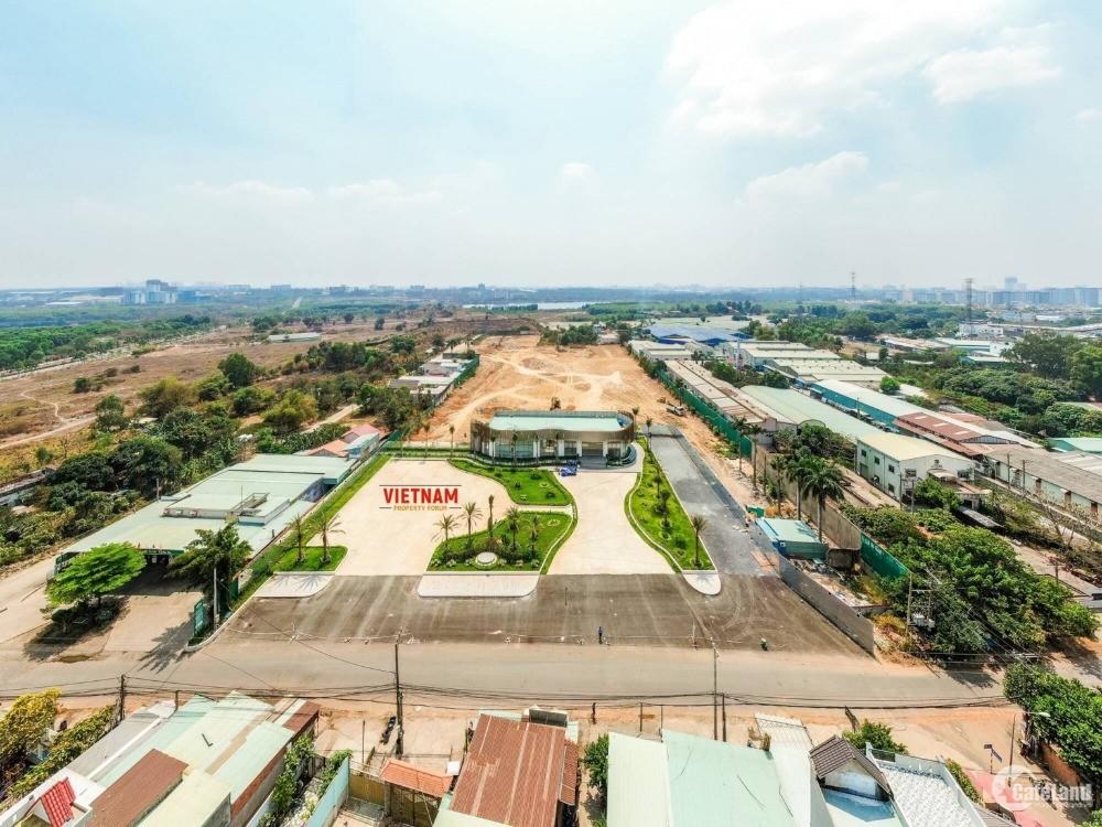 Bán căn hộ giá rẻ dành cho sinh viên giữa Làng Đại Học T.p Hồ Chí Minh chỉ 1,1ỷ
