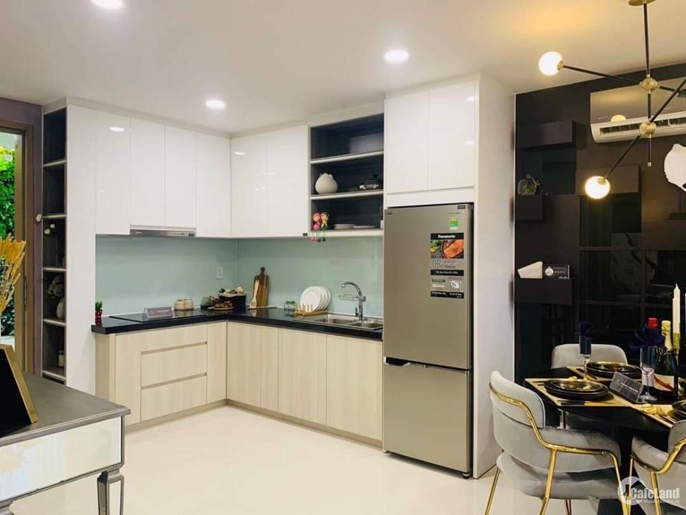 Bán căn 2 Phòng ngủ, LK Nguyễn Văn Linh Q7, Giá chỉ 1Ty5, Tặng sổ tiết kiệm