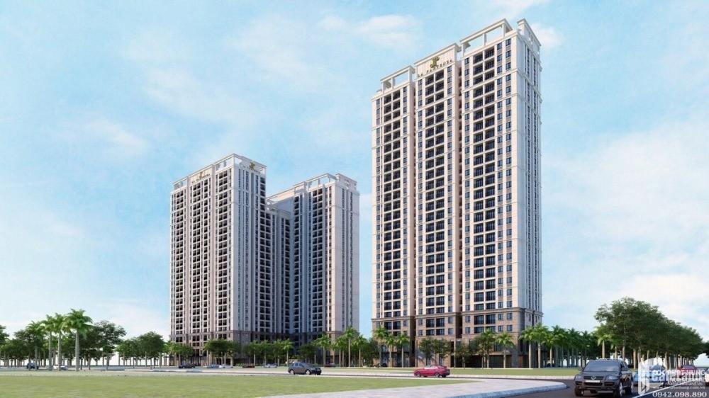 Sale off 11% Chung cư La Partenza 46m² 2PN TT 450 triệu LK phú mỹ hưng、
