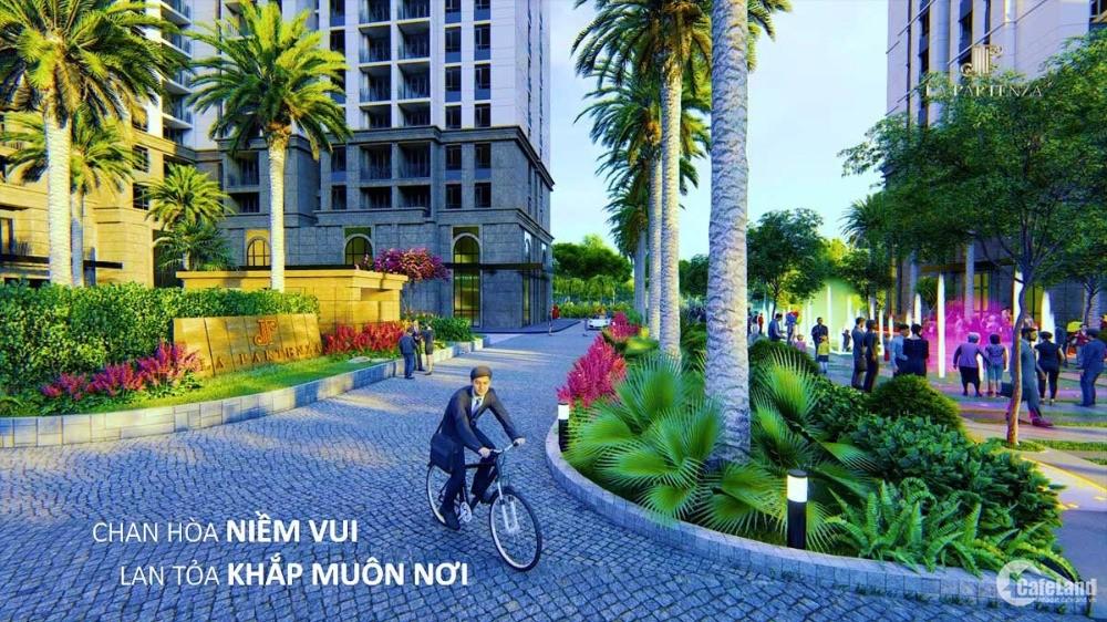 Căn hộ cao cấp gần ĐH Rmit Nguyễn Văn Linh, 2PN chỉ 600Tr