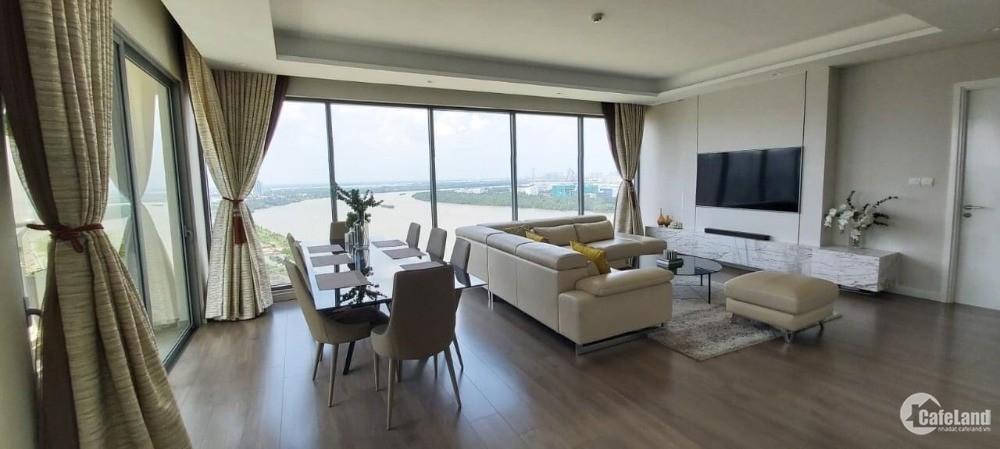 3PN diện tích lớn view sông SG bán 10.5 tỷ kèm full nội thất cao cấp, 0901850058