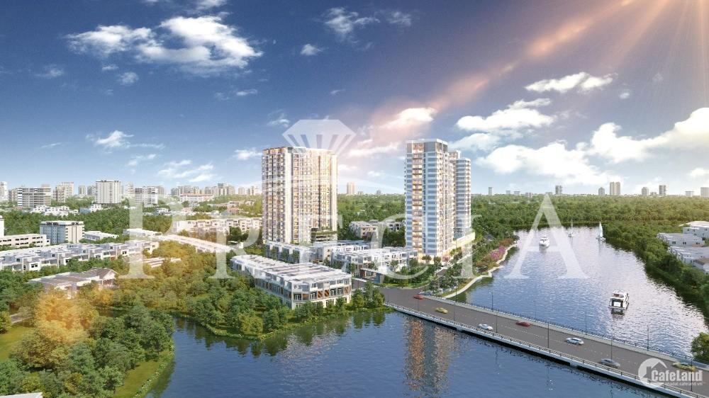 Happyland hỗ trợ khách chọn căn đẹp giá tốt nhất dự án Precia Q2 từ chủ đầu tư
