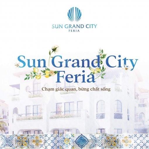 Bán biệt thự Sun Grand City Feria Hạ Long để ở và kinh doanh, sở hữu vĩnh viễn