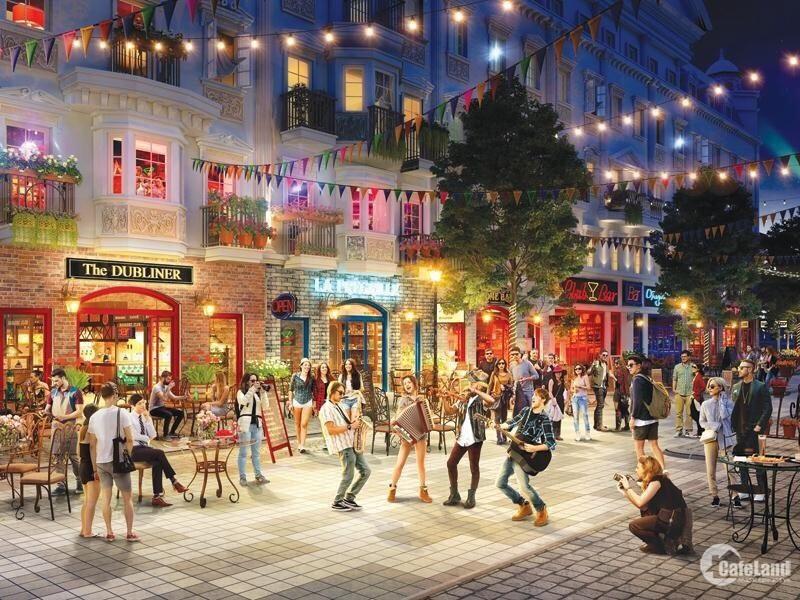 bán nhà shophouse khu đô thị royal park huế