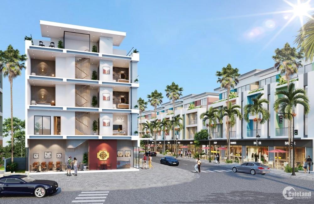 7,9tỷ Shophouse Phú Quốc sổ đỏ lâu dài,Ck 14% kèm bộ kim cương 100tr 0966929223