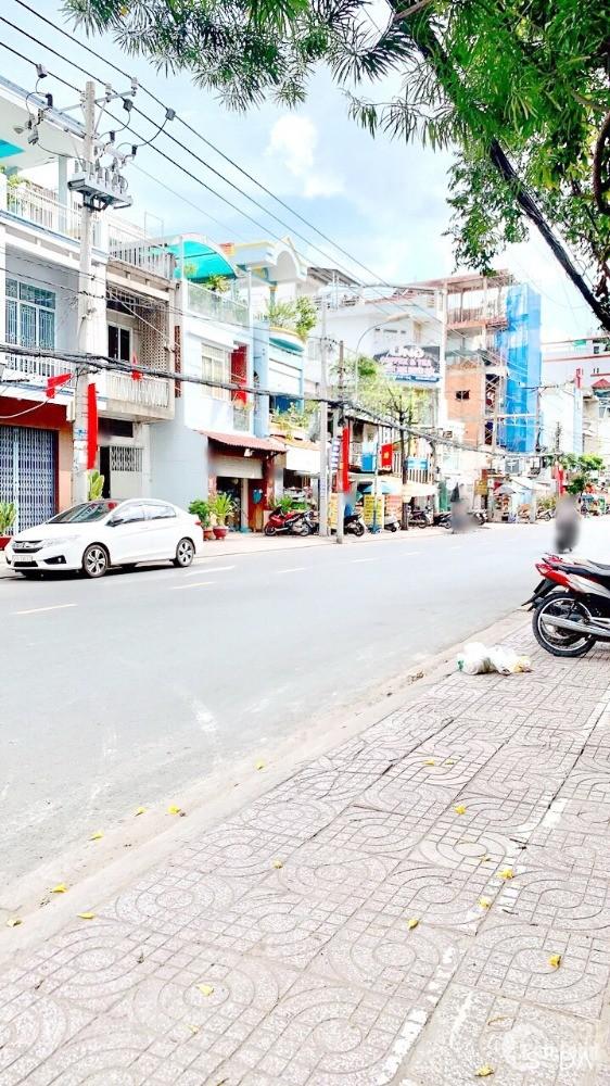 Bán nhà mặt tiền (vỉa hè rộng) kinh doanh sầm uất Hưng Phú P9 Q8