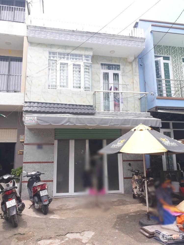 Bán nhà hẻm xe hơi 290D Dương Bá Trạc Phường 1 Quận 8 + Diện tích: 5 x 9.5m