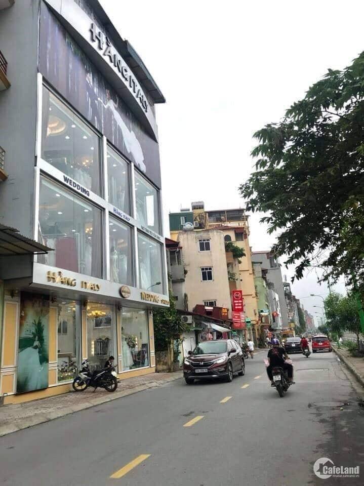 Phân lô Kinh doanh Thanh Xuân 43m2, mặt tiền 4.3m. Ô tô tránh nhau