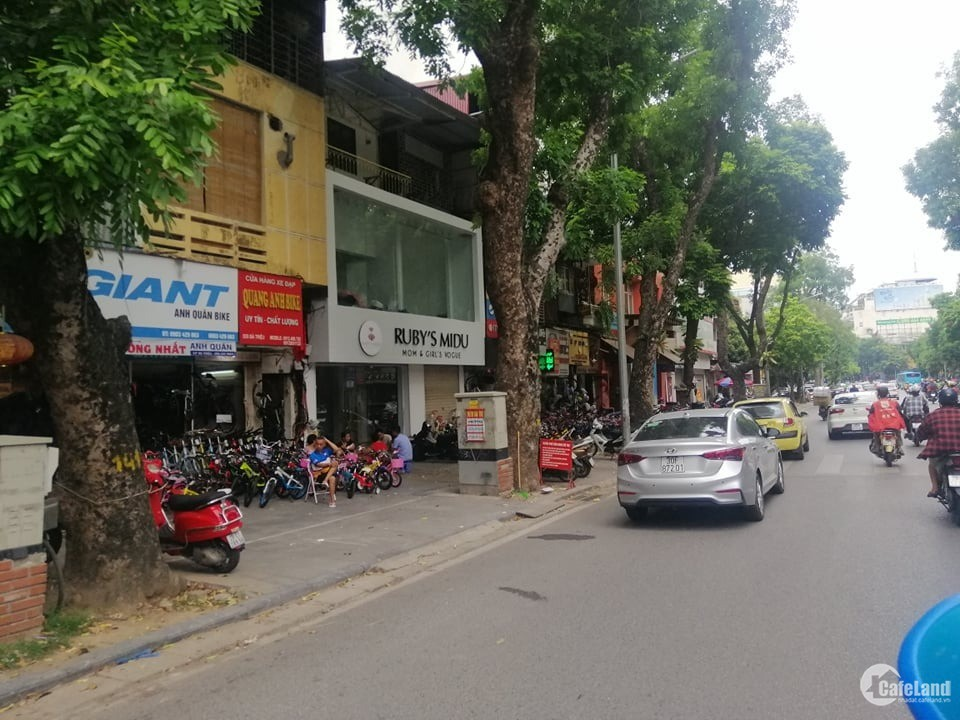 Bán nhà Phân lô Thượng Đình diện tích 50m2 mặt tiền 4.6m xây 5 tầng kd