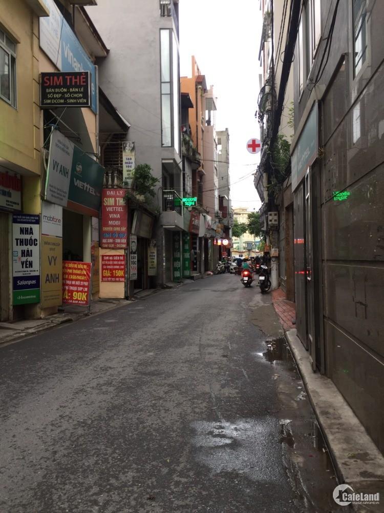 Ô tô Tránh Kinh Doanh, Nhà Đẹp 5 Tầng, Mặt tiền 4,2m, Quận Thanh Xuân Giá Rẻ