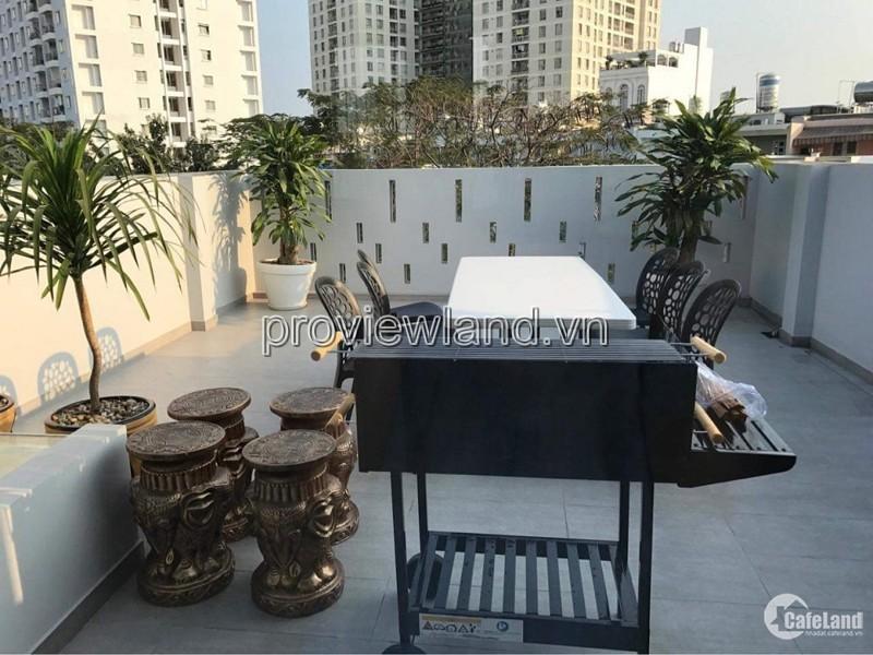 Bán gấp nhà Nguyễn Thượng Hiền, Bình Thạnh, DT 5x20m, 3 tầng + sân thượng
