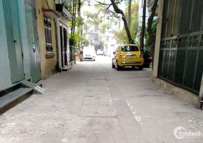 Bán nhà phố Phùng Chí Kiên, rẻ đẹp, ô tô vào nhà, DT 58m2, giá 7,8 tỷ