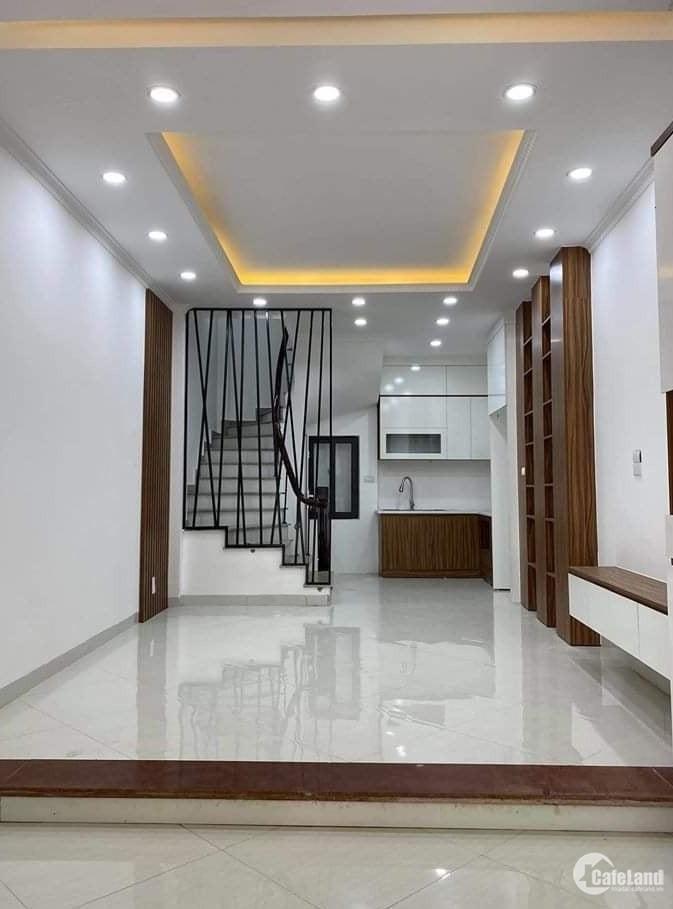 Chỉ 3.2 tỷ sở hữu nhà đẹp Trần Khát Chân 33m2 gần Trung tâm Thủ Đô