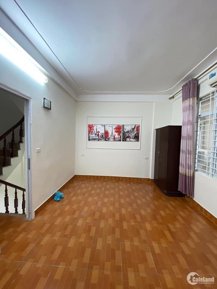 Cực hiếm Nguyễn Đức Cảnh 37m2*5T sổ vuông vắn nhiều tiện ích