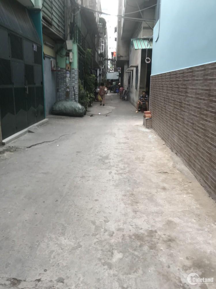 Sale sập sàn, bán nhà Bà Hạt 40m2= (4x10), 2 tầng, kiên cố giá chỉ hơn 4 tỷ