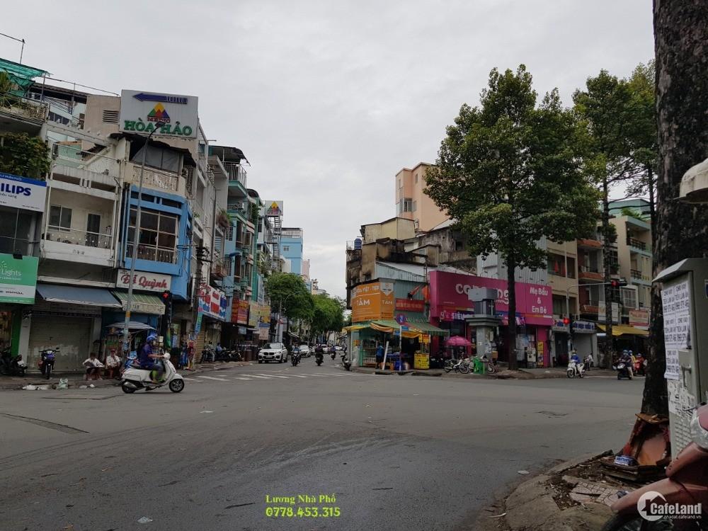 Bán nhà đường Nguyễn Duy Dương gần chợ 100m2 P.3 Q.10 chỉ 3.65 tỷ - 0778453315.