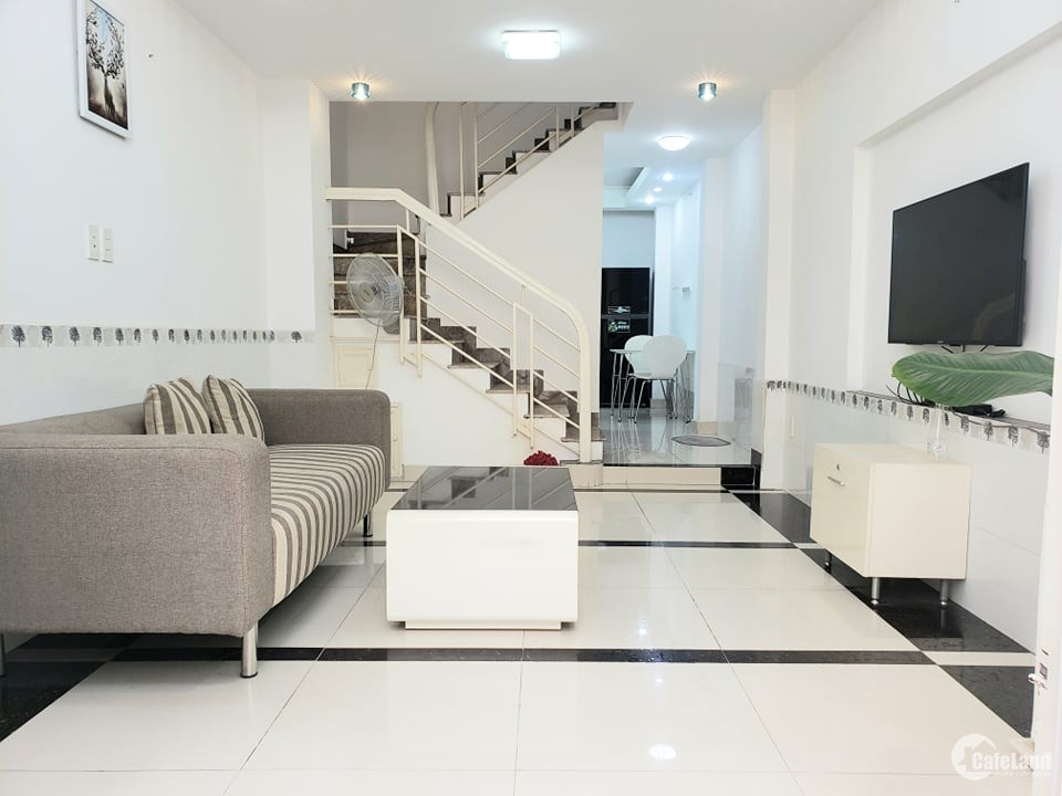 """Nhà mới """"San Phan Phan Xích Long"""", 4 Tầng BTCT, 5.4 Tỷ."""