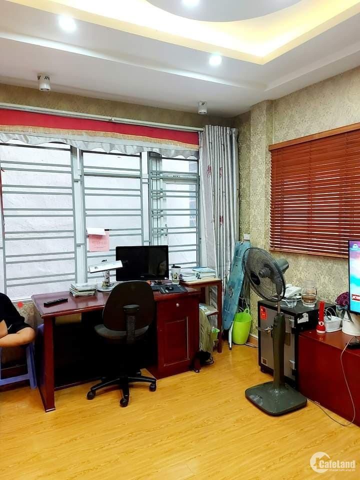 Bán Nhà Kim Giang, Thanh Xuân 50m2x4 Tầng, Ngõ Thông, Kinh Doanh, Giá 3.9 Tỷ.
